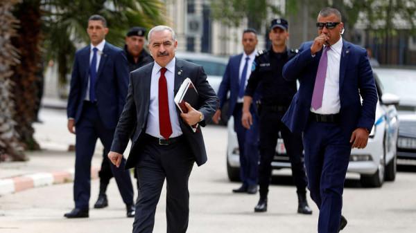 الحكومة الفلسطينية: رئيس الوزراء يتطلع للقيام بجولة في غزة إذا تم التوصل لتوافق
