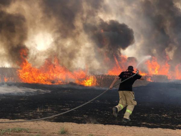 من هي الدول التي ستُساهم في إخماد الحرائق بإسرائيل؟