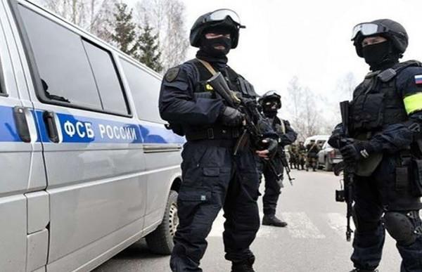 الأمن الروسي يعتقل خلية مُتطرفة خططت لشن هجمات