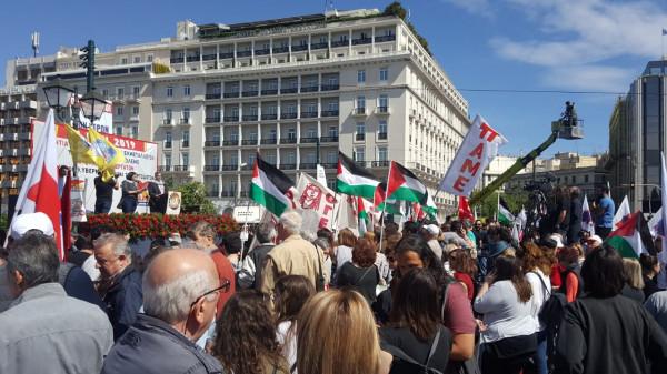 السفير طوباسي يثمن انسحاب الشركتين اليونانيتين من عطاء قطار القدس