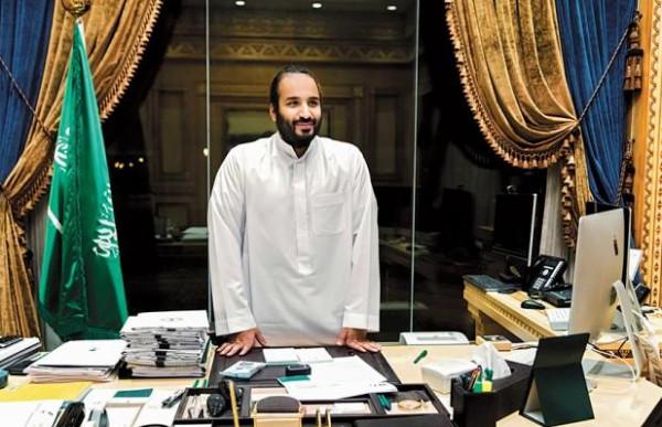 كيف يتعامل محمد بن سلمان مع موظفي مكتبه؟