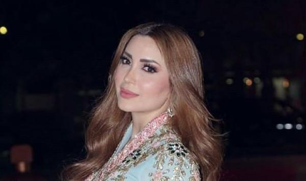 نسرين طافش بإطلالة رمضانية تبهر متابعيها على الانستجرام