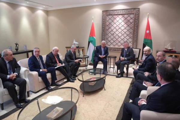 الحكومة: اجتماع وزاري فلسطيني أردني بعد عيد الفطر