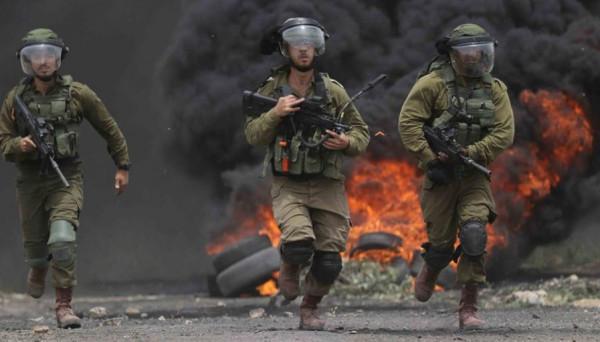 اصابات بالاختناق خلال قمع جيش الاحتلال لمسيرة كفر قدوم الأسبوعية