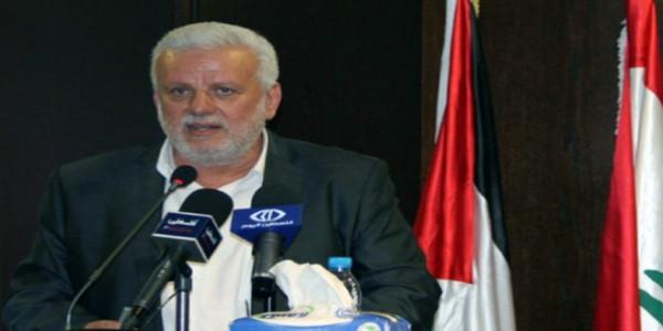 """أبو العردات: نؤكد رفضنا لـ""""صفقة القرن"""" ولكافة المؤتمرات الدولية والإقليمية"""