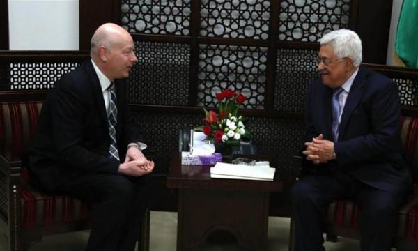 غرينبلات يتحدث عن هدف مؤتمر البحرين بالنسبة للفلسطينيين