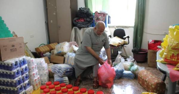أريحا: الإسراء تنظم الإفطار الرمضاني الثاني برعاية أهل الخير