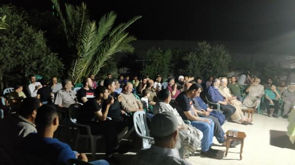 شباب حزب التحرير يؤكدون على رفض صفقة القرن وجميع المشاريع الغربية