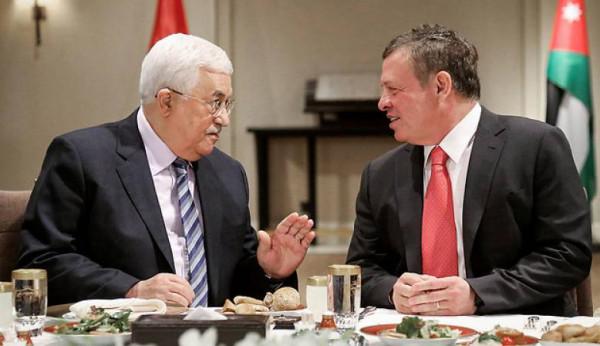 الرئيس يُهنئ العاهل الأردني بعيد استقلال المملكة