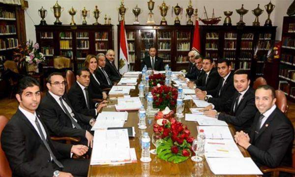 حول المباريات المتبقية بالدوري.. قرارات نارية لمجلس إدارة الأهلي المصري