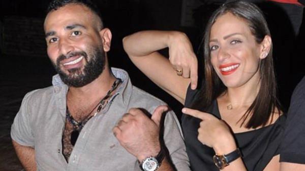 """تامر حسني أم أحمد سعد؟ ريم البارودي: """"إيه اللي جاب القلعة جنب البحر"""""""