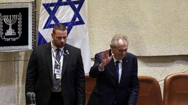 رئيس الوزراء التشيكي يُؤكد أن بلاده لن تنقل سفارتها إلى القدس