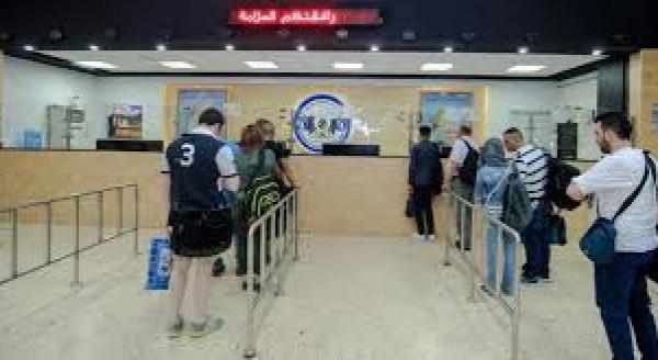 الشرطة: 23 ألف مسافر تنقلوا عبر معبر الكرامة وتوقيف 138 مطلوباً