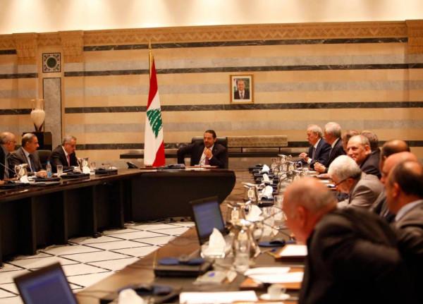 الحكومة اللبنانية تُوافق على مسودة الميزانية العامة