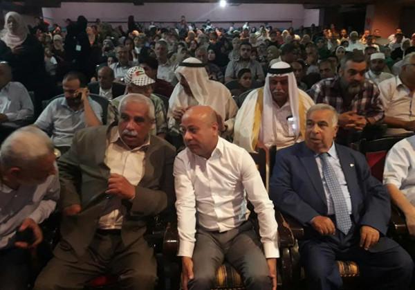 مهرجان جماهيري حاشد فى خانيونس إحياءً لذكرى النكبة 71