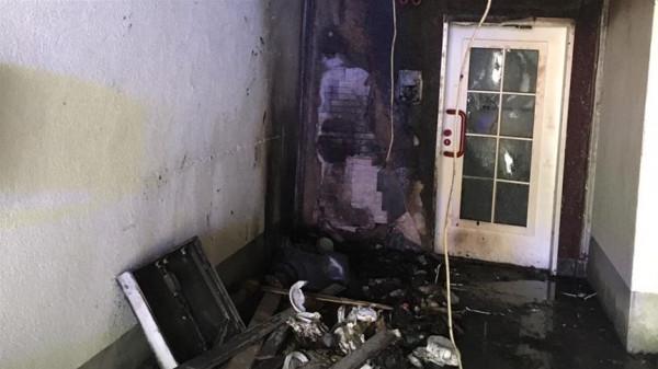 """مجهول يضرم النار في مسجد بـ""""هاغن"""" الألمانية"""