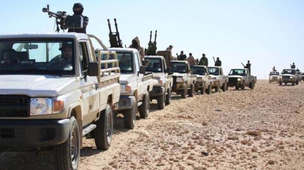 الجيش الوطني الليبي يعلن تقدمه على جميع المحاور باتجاه طرابلس