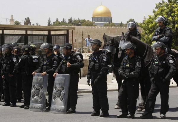 إصابات باعتداءات وحشية لجيش الاحتلال في البلدة القديمة بالقدس
