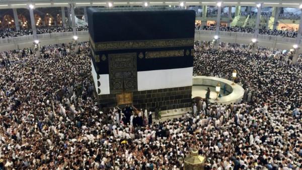 ظاهرة نادرة تشهدها الكعبة المشرفة الثلاثاء المقبل