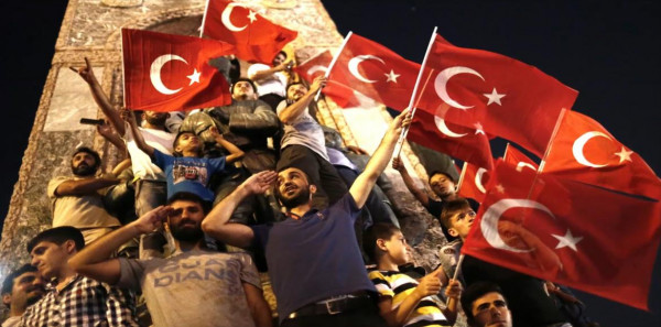"""تركيا تفتتح جزيرة """"الحرية والديمقراطية"""" نهاية 2019"""