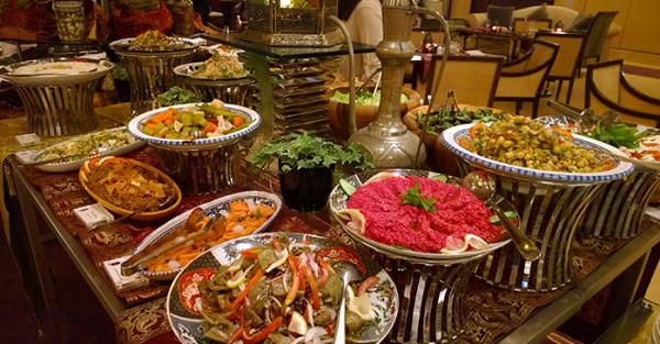 الجالية الفلسطينية في النمسا تقيم إفطاراً رمضانياً