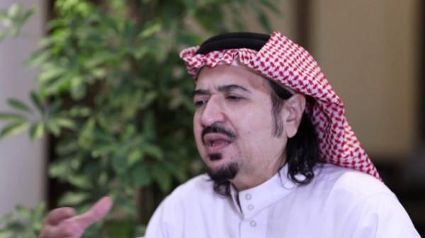 الفنان السعودي خالد سامي في العناية المركزة