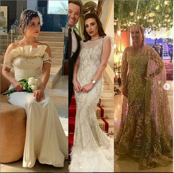 استوحي فستان زفافك من النجمات فى مسلسلات رمضان 2019