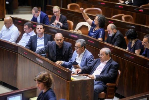 هل ستوافق الأحزاب العربية على حل الكنيست الإسرائيلي؟