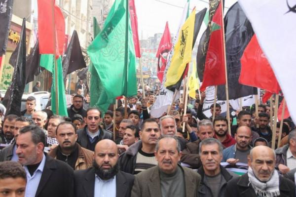 القوى الوطنية والإسلامية تُحذّر من أي مشاركة عربية أو فلسطينية بمؤتمر البحرين