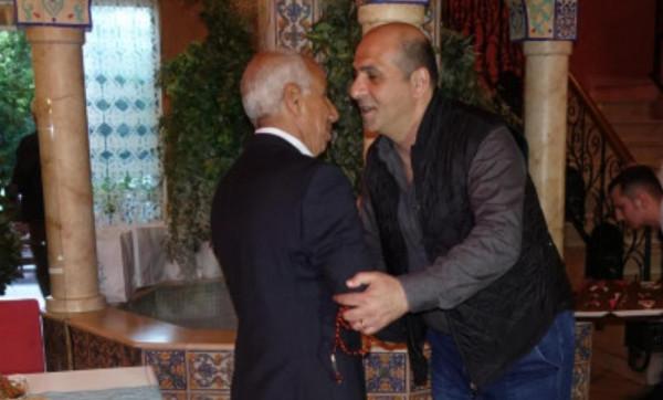 عياش يقيم مأدبة إفطار لأبناء الجالية الفلسطينية والعربية والإسلامية في رومانيا