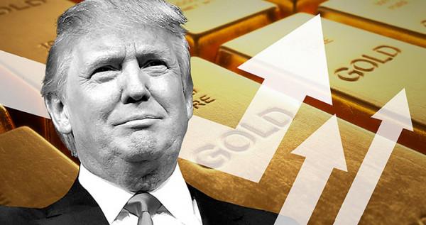 الذهب المستفيد الوحيد من أزمة ترامب والصين