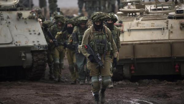 الجيش الإسرائيلي يُنفذ مناورات عسكرية في غلاف غزة غداً