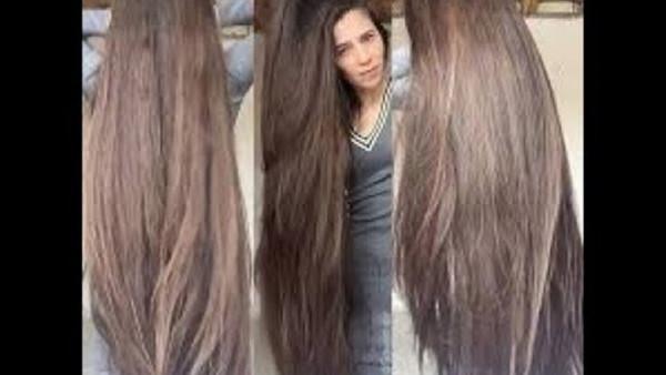 شاهدي: وصفة طبيعية لعمل ماسك تطويل الشعر
