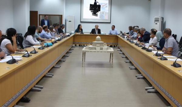 وزارة الاقتصاد الوطني والاتحاد الأوروبي يبحثان أولويات التعاون بتنفيذ استراتيجية التنمية الاقتصادية