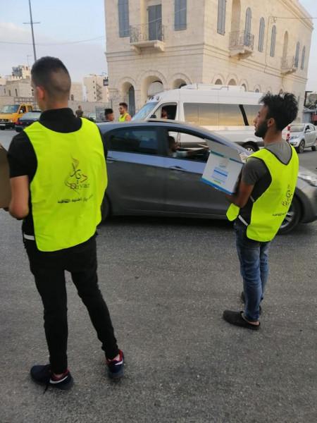 شبكة ديار تنظم أنشطة رمضانية خيرية