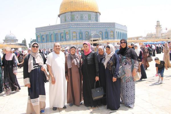 جمعية الإسراء تُسيّر قافلة لأداء الصلاة في المسجد الأقصى