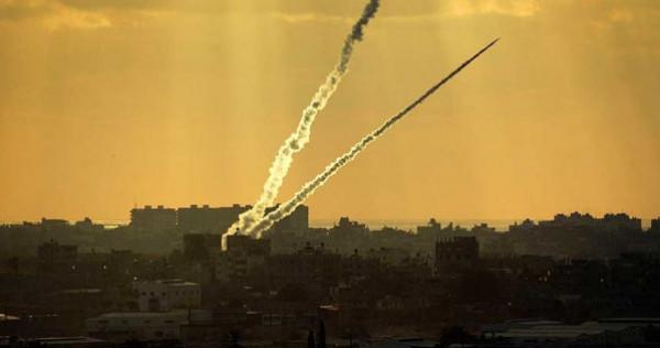 إعلام الاحتلال: إطلاق صاروخين من قطاع غزة أحدهما سقط قرب أسدود والآخر انفجر بالبحر   دنيا الوطن