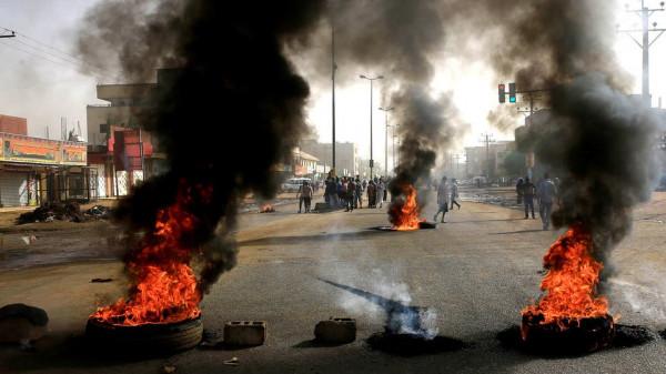 ارتفاع عدد قتلى اعتصام السودان إلى 30 شخصًا