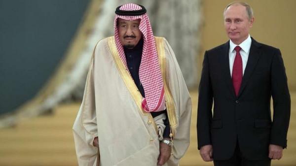 دون تحديد موعد.. زيارة مرتقبة للرئيس الروسي للسعودية
