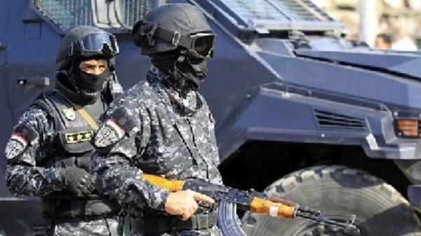 الداخلية المصرية تعلن تصفية 8 إرهابيين ضالعين في اعتداء العريش