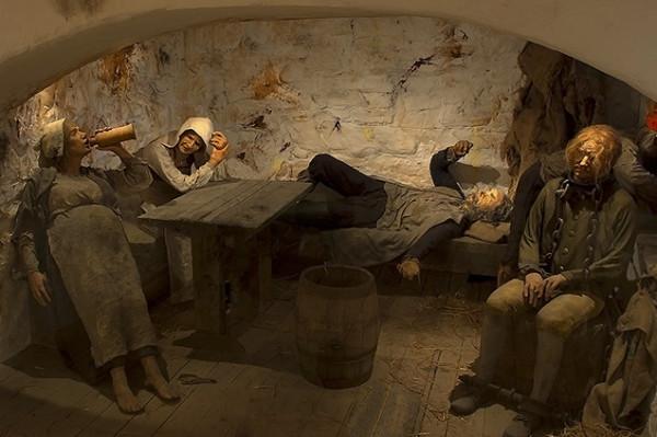 متحف سجن يافله.. رعب الماضي في السويد