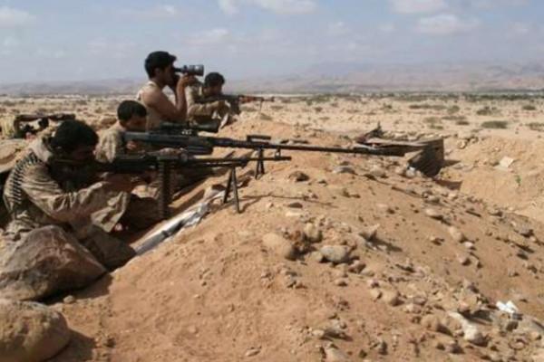 القوات اليمنية المشتركة تحبط هجوماً حوثياً في الضالع
