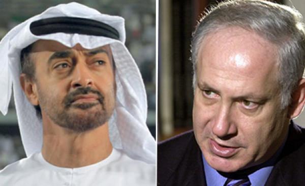 (معاريف) تكشف تفاصيل مُثيرة وعلاقات خاصة بين أبو ظبي وإسرائيل
