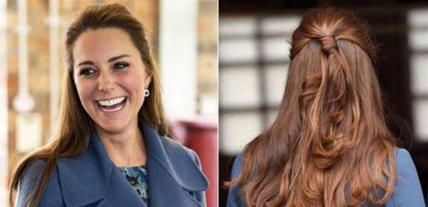 البروتوكول يمنعها من صبغه.. تعلمي حيلة كايت ميدلتون لإخفاء الشعر الأبيض