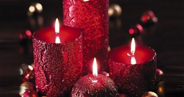 الشموع المعطرة أكثر ضررا بالصحة من السجائر