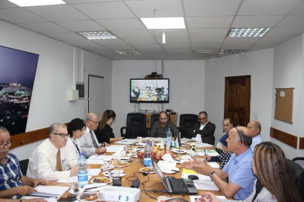 الجمعية العمومية لمركز تطوير تعقد اجتماعها السنوي وتنتخب مجلس إدارة جديد