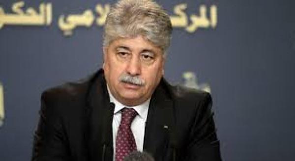 مجدلاني يلتقي القنصل التركي ويضعه بأخر المستجدات السياسية