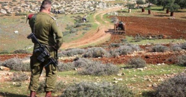 قوات الاحتلال تهدم مساكن وبركسات وحظائر أغنام في الرأس الأحمر بالأغوار