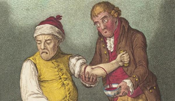 علاج أم خرافات؟ 5 طرق علاجية قديمة مرعبة لن يتخيلها عقلك