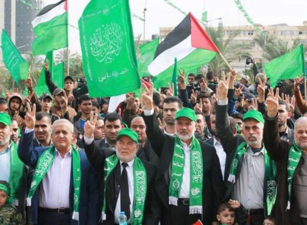 حماس تُعلًق على مشاركة دول عربية بمؤتمر البحرين